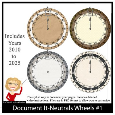 Document it wheel