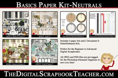 Basics Paper Neutral