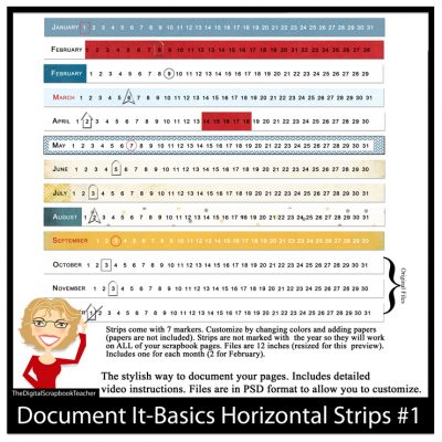 Basics Horiz Strips