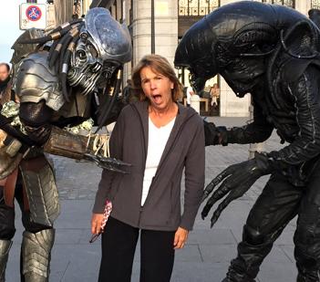 Patty & Aliens