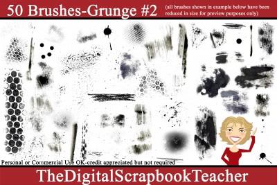 Grunge Brush #2