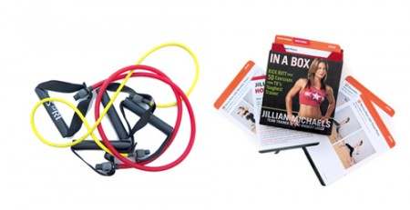 hot bod and resistance bands