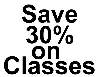 Classes Sale
