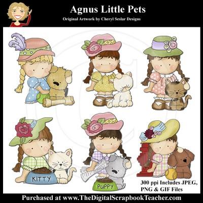 Dig_SB_Tchr_Agnus_Little_Pets_Seslar