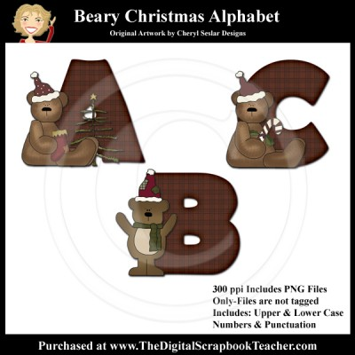 Dig_SB_Tchr_Alpha_Beary_Christmas_Seslar