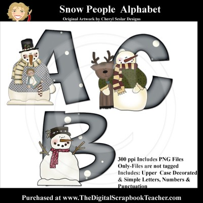Dig_SB_Tchr_Alpha_Snow_People_Seslar