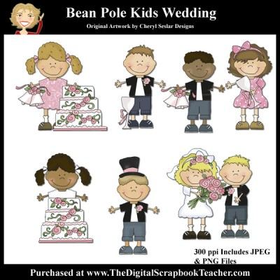Dig_SB_Tchr_Bean_Pole_Kids_Wedding_Seslar