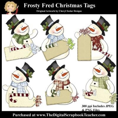Dig_SB_Tchr_Frosty_Fred_Christmas_Tags_Seslar