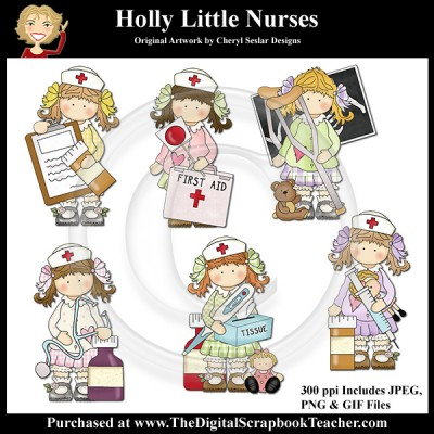 Dig_SB_Tchr_Holly_Little_Nurses_