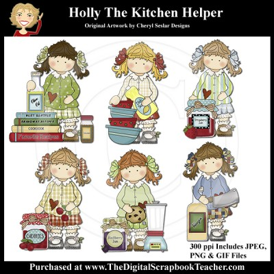 Dig_SB_Tchr_Holly_The_Kitchen_Helper_Seslar