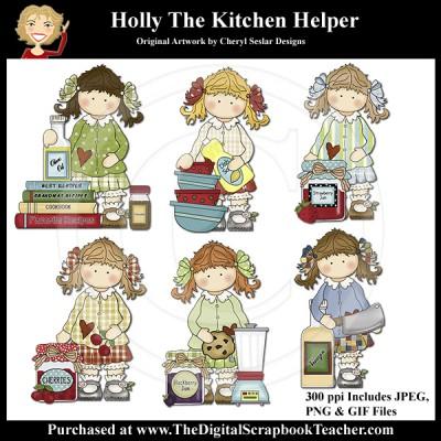 Dig_SB_Tchr_Holly_The_Kitchen_Helper_Seslar