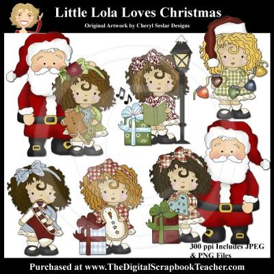Dig_SB_Tchr_Little_Lola_Loves_Christmas_Seslar