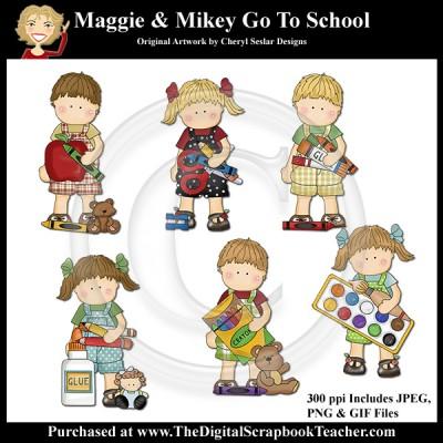 Dig_SB_Tchr_Maggie_Mikey_Go_to_School