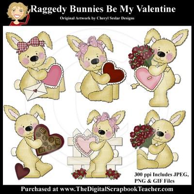 Dig_SB_Tchr_Raggedy_Bunnies_Be_My_Valentine_Seslar