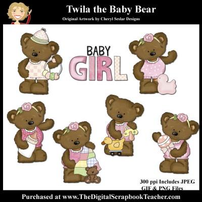 Dig_SB_Tchr_Twila_Baby_Bear_Seslar